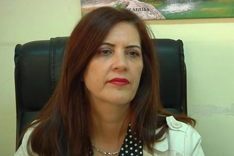 Η Ντίνα Νικολάκου εκπρόσωπος της Νέας Πελοποννήσου για τις ...