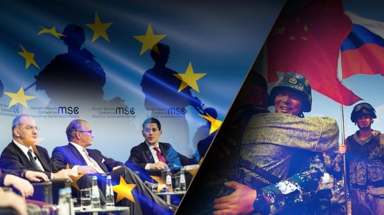 Παγκόσμια ειρήνη, ευρωπαϊκός στρατός, Κίνα, Ρωσία, ΗΠΑ, Ευρωπαϊκή Ένωση, Ε.Ε.
