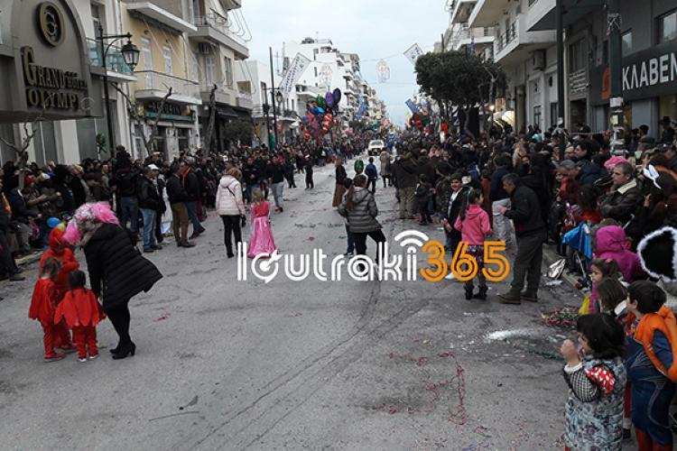Καρναβάλι, Λουτράκι, 2018, Λουτρακιώτικο καρναβάλι 2018
