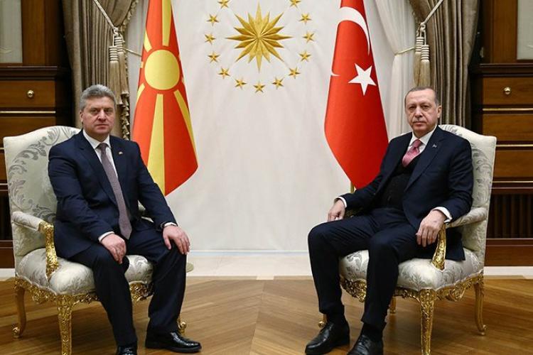 Εβρτογάν, Ιβάνοφ, Σκόπια, Τουρκία, προκλήσεις