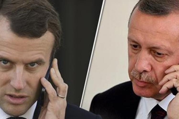 Γαλλία, Τουρκία, μακρόν, Ερντογάν, Κύπρος, δικαιώματα, ΑΟΖ, προκλήσεις, υδρογονάνθρακες, φυσικό αέριο