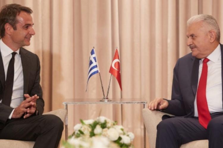 Μητσοτάκης, Γιλντιρίμ, Ελλάδα, Τουρκία, προκλήσεις, Αιγαίο, συνάντηση, Μόναχο