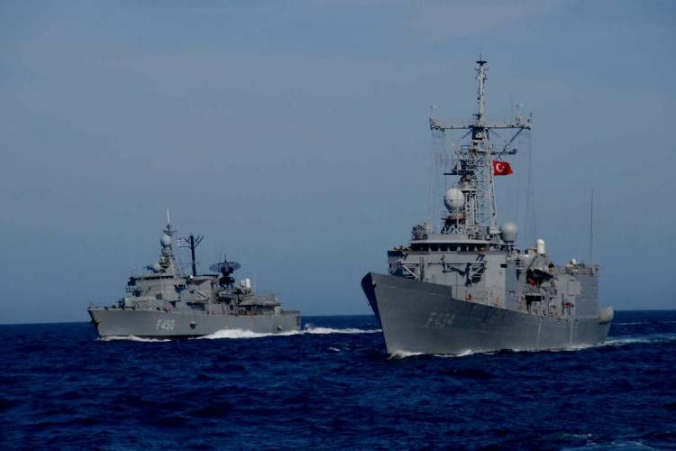 Ένταση, ΗΠΑ, Τουρκία, κυπριακή ΑΟΖ, 6ος στόλος, ανατολική Μεσόγειος, Exxon Mobil