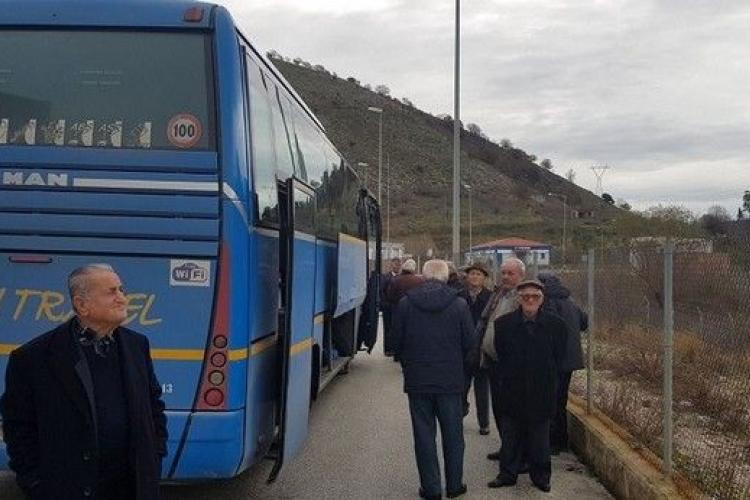 Τσάμηδες, Αλβανία, μπλόκο, σύνορα, υπουργείο Εξωτερικών